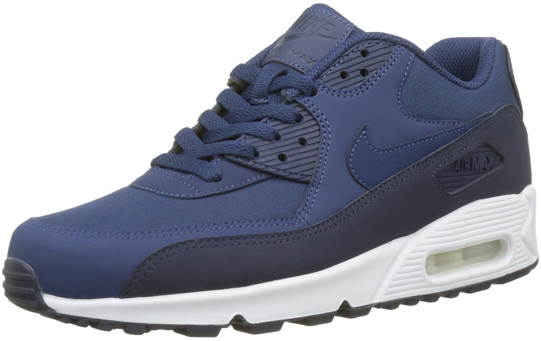 Nike Air Max 90 Essential, Zapatillas Hombre 40.5 EU|Multicolor (Obsidiannavywhite 427)
