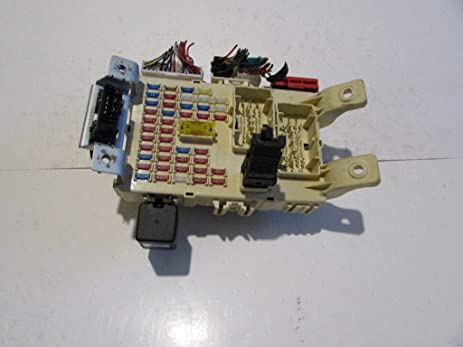amazon com 08 10 dodge charger sedan 2 7l v6 under hood relay fuse rh amazon com 2008 Dodge Ram 1500 Fuse Box Diagram 2005 Dodge Magnum Fuse Box Diagram