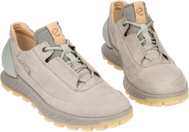 ECCO herenschoenen - sportieve halve schoenen - veterschoenen EXOSTRIKE - Bowmar Low grijs 2PGJhVIu