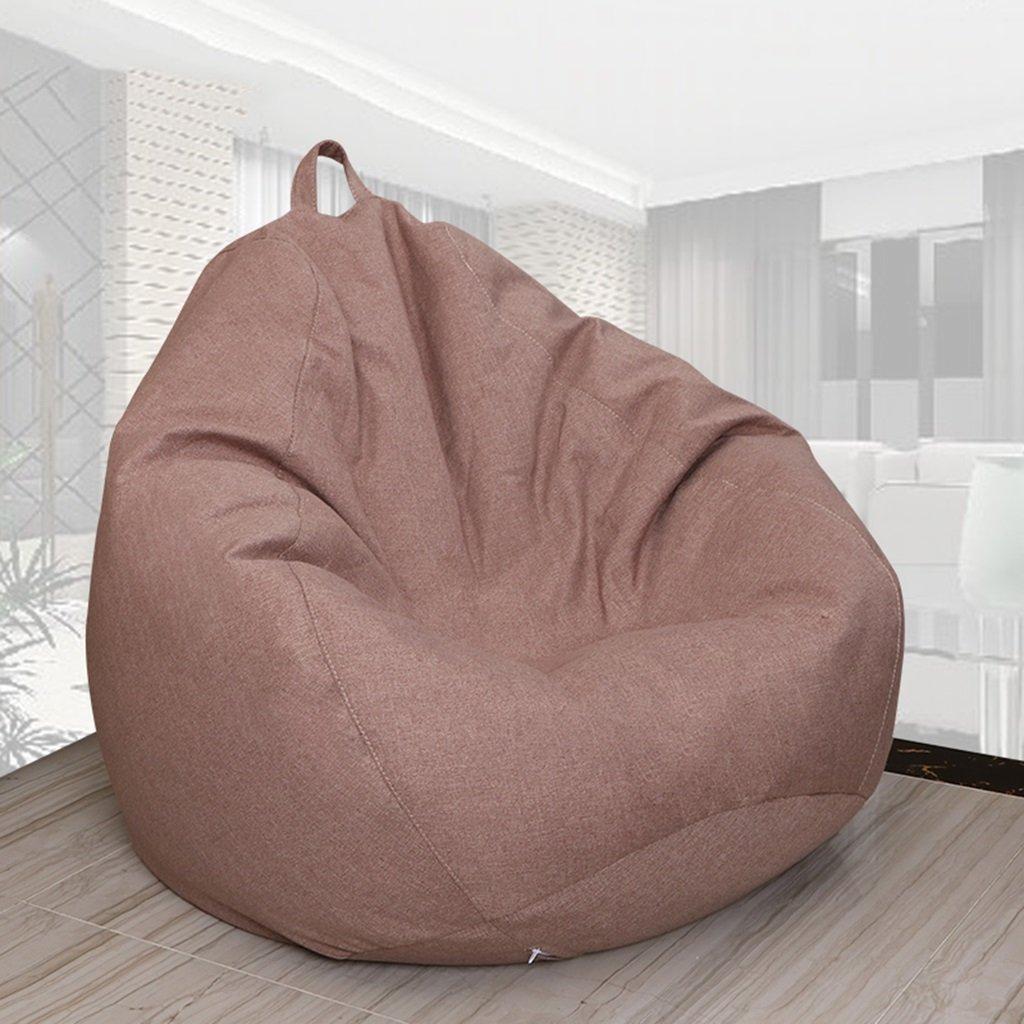 Canapé paresseux canapé paresseux créative canapé simple chambre salon petit appartement chaise longue ( Couleur