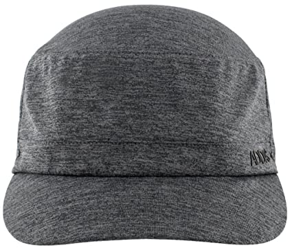 adidas Sport2Street - Gorra Militar para Mujer, Hombre, Color Black - Deepest Space Heather