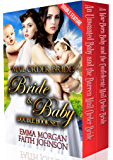 Mail Order Bride: Bride and Baby Double Book Set: Clean and Wholesome Western Historical Romance (The Mail Order Baby Series 1)