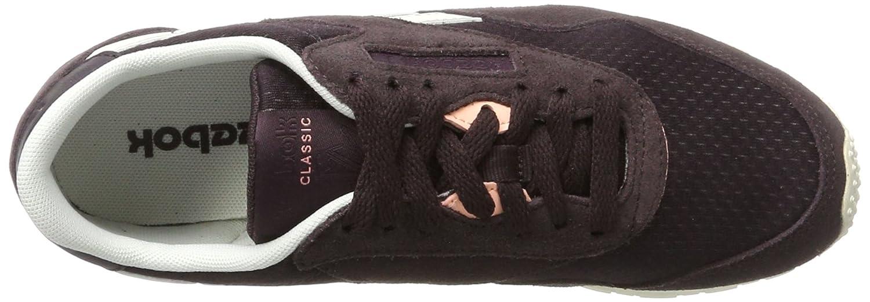 Reebok Women s Classic Nylon Slim Ep Low-Top Sneakers  Amazon.co.uk  Shoes    Bags f6c8a2f99