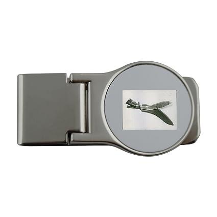 Metal dinero clip con Indian cuchillo de Gurkha Kukri) con ...