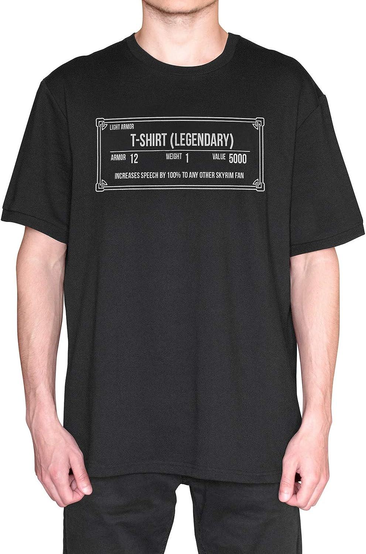 Revel Shore Men\'s Inspired Legendary T-Shirt