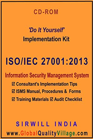 Isoiec 270012013 isms implementation kit amazon software isoiec 270012013 isms implementation kit solutioingenieria Gallery