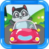 Kids Toy Car Driving Race Game