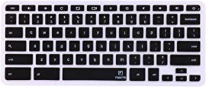 FORITO Keyboard Cover Compatible with Old Version Samsung ARM 11.6 Chromebook 3 XE303C12 US Layout (Black)