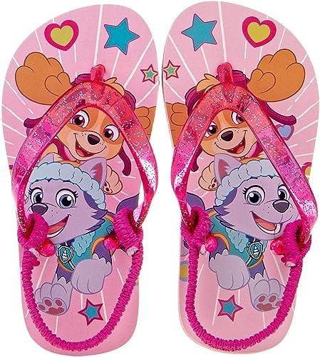 PAW Patrol Girls' Flip-Flops