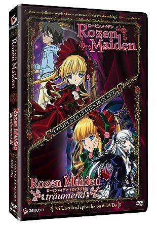 Amazoncom Rozen Maiden Complete Series Box Set Debi