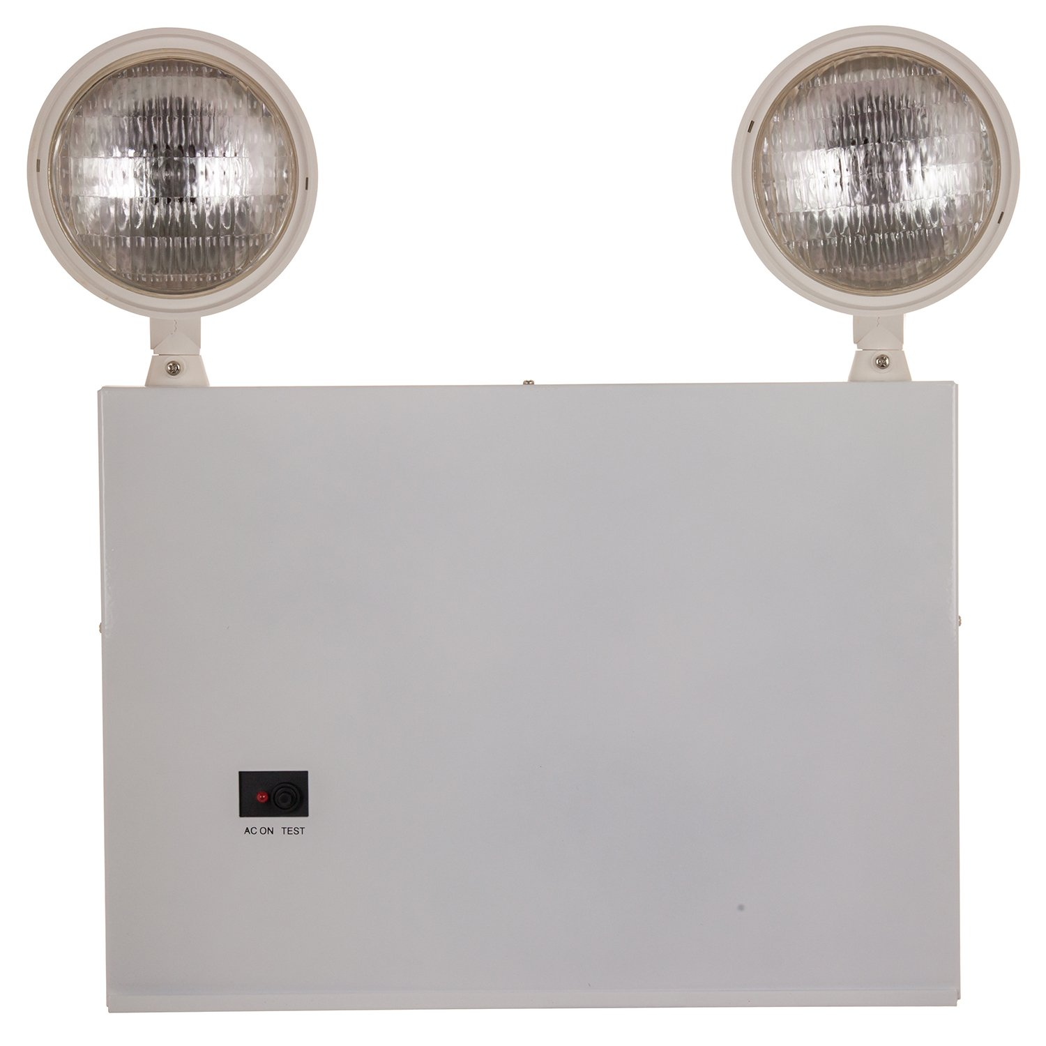 Sunlite EMER/6V/3H/27W/9W/NYC Commercial and Residential Emergency Exit Light by Sunlite
