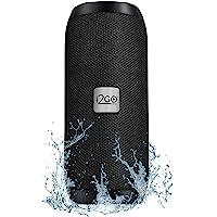 Caixa De Som Bluetooth Essential Sound Go I2go 10W RMS Resistente À Água, Preto