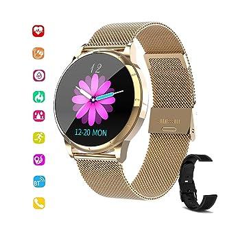 SUN WEST TECHNOLOGY Smartwatch, Reloj Inteligente IP67 ...
