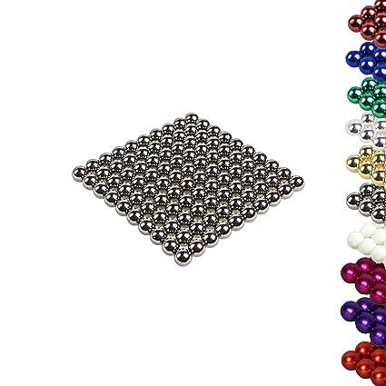 Muchos Modelos: 100 magnético bolas 5 mm para pizarra ...