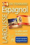 Larousse Micro Espagnol: Le plus petit dictionnaire