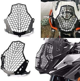 XX ecommerce Motorrad Vordere Lampe Licht Scheinwerfer Grillwächter Schutz Abdeckung für K-T-M 1290 1190 Adventure & R Adv