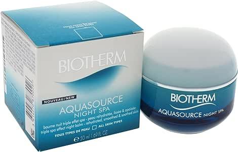 Biotherm Aquasource Night Spa Balm, 50 Milliliter