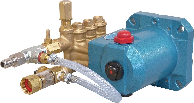 CAT Pumps Pressure Washer Pump - 3000 PSI, 2.5 GPM, Direct Drive, Electric