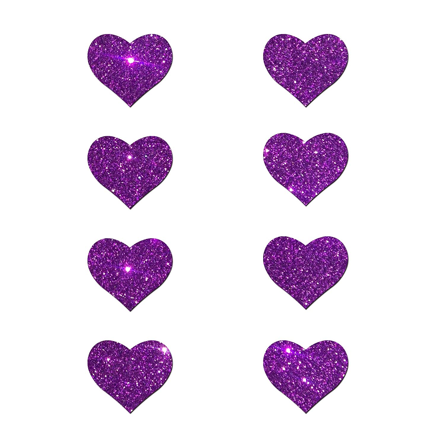 Buy 2 Get 1 Free PASTEASE brand Pasties Mini Sticky Hearts 8 per pack