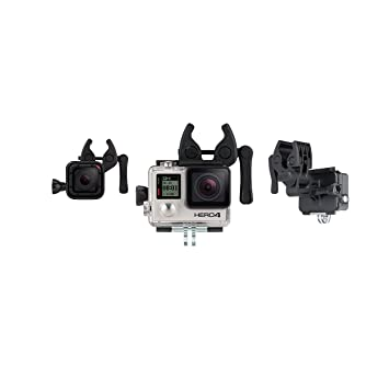 GoPro Sportsman Mount: Gun, Rod, Bow - Soporte para videocámaras GoPro Hero, Negro: GOPRO: Amazon.es: Deportes y aire libre