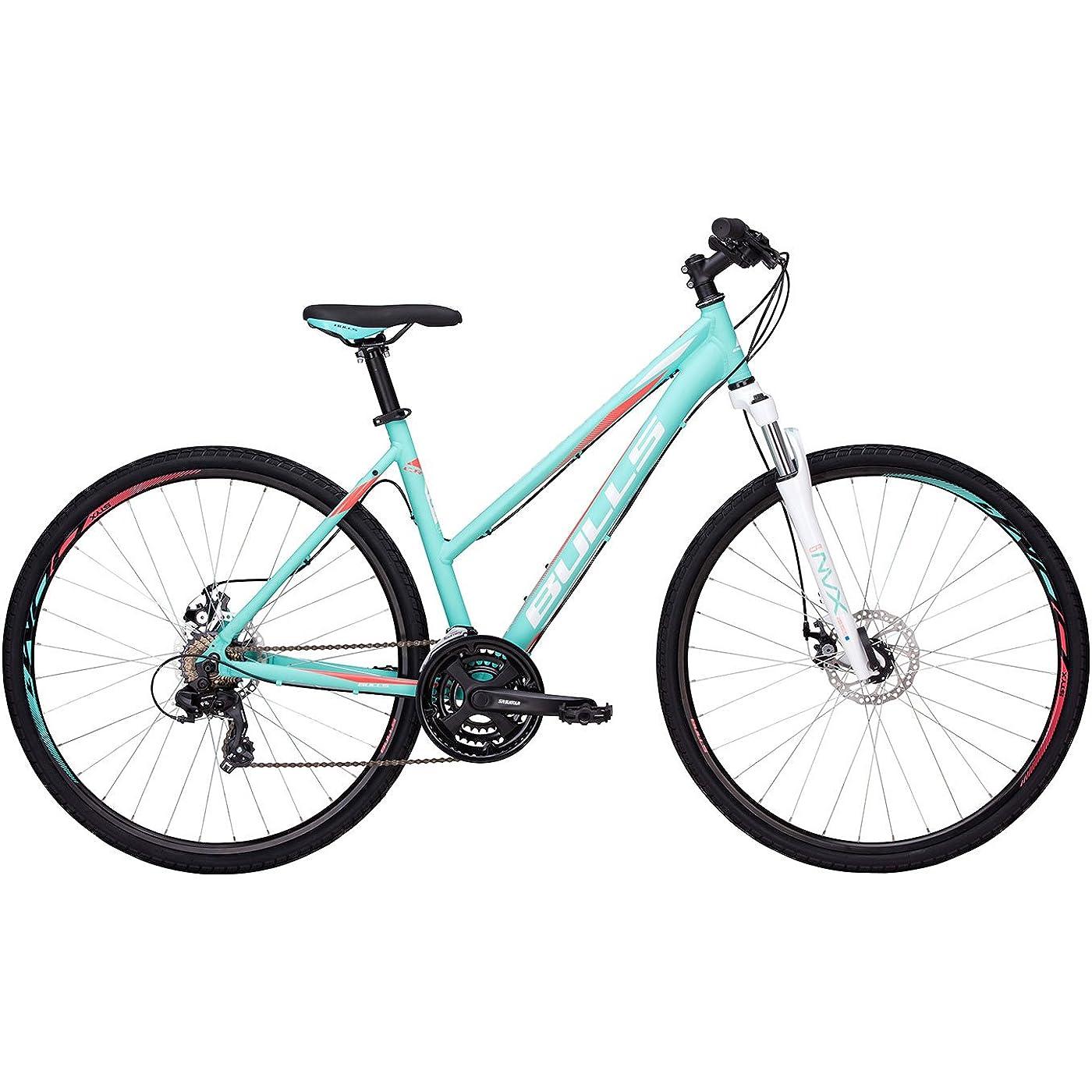 Ein gutes Trekkingrad bekommen Sie bei dem Hersteller Bulls.