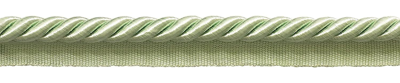 Grande, 3/8, color Jade verde Basic Cable de borde con borde de costura, vendido por el patio, estilo # 0038s color: G12 3/8 DecoPro