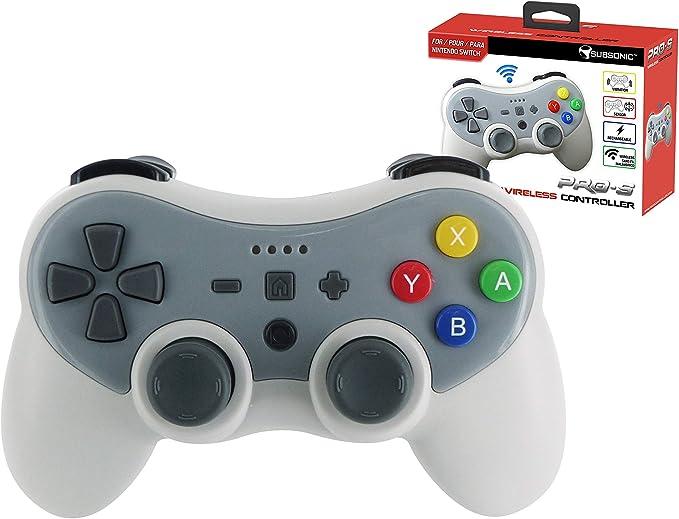 Mando controller para Nintendo Switch, Inálambrico retro 90s ...
