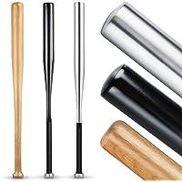 Held de bate de béisbol de madera o aluminio – con 31 pulgadas también para la autodefensa Ideal – sólida perfectamente.