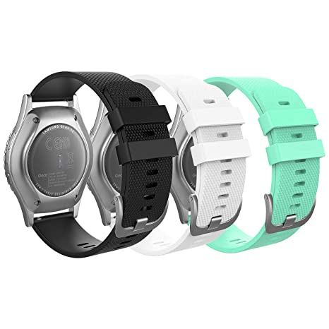 MoKo Correa Compatible con Garmin Vivoactive 3/Forerunner 645/Galaxy Watch 42mm/Galaxy