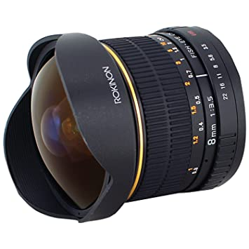 The 8 best rokinon fe8m c 8mm f3 5 fisheye lens for nikon