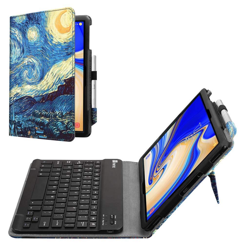 Funda + Teclado Galaxy Tab S4 10.5 FINTIE [7GXDNBYW]