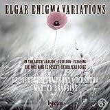 Elgar: Enigma Variations [BBC Scottish Symphony Orchestra ,Martyn Brabbins] [HYPERION :CDA68101]