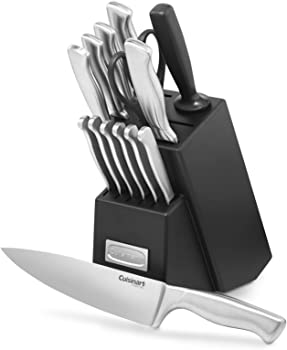 Cuisinart Classic 15-Piece Knife Block Set