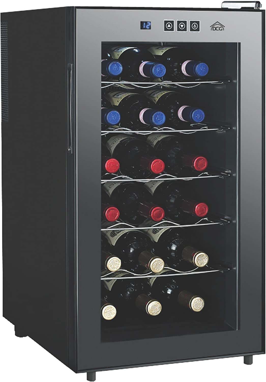 MWS2712- MF48 A Vinoteca DCG con capacidad para 18 botellas de ...