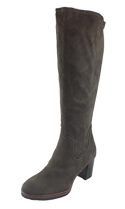 Scarpe marco tozzi donna tg 37 camoscio nero | Posot Class