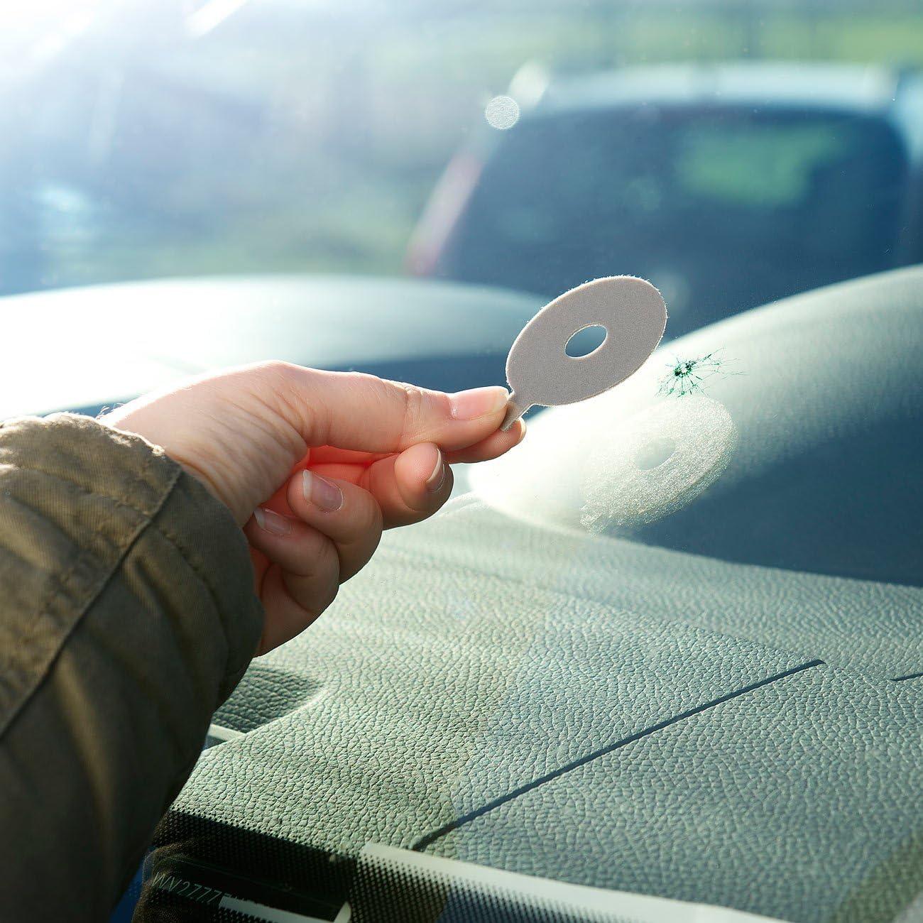 Agt Windschutzscheiben Reparaturset Windschutzscheiben Reparaturkit Scheibenreperatur Auto