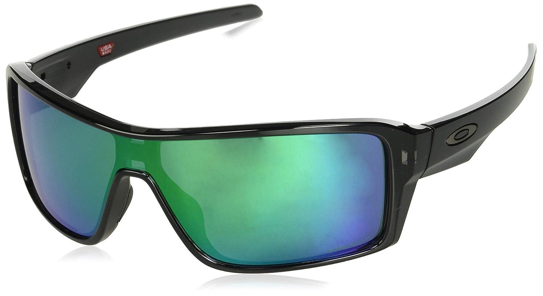 c6f10c6b09 Amazon.com: Oakley Men's Ridgeline Non-Polarized Iridium Rectangular  Sunglasses, BLACK INK, 0 mm: Clothing