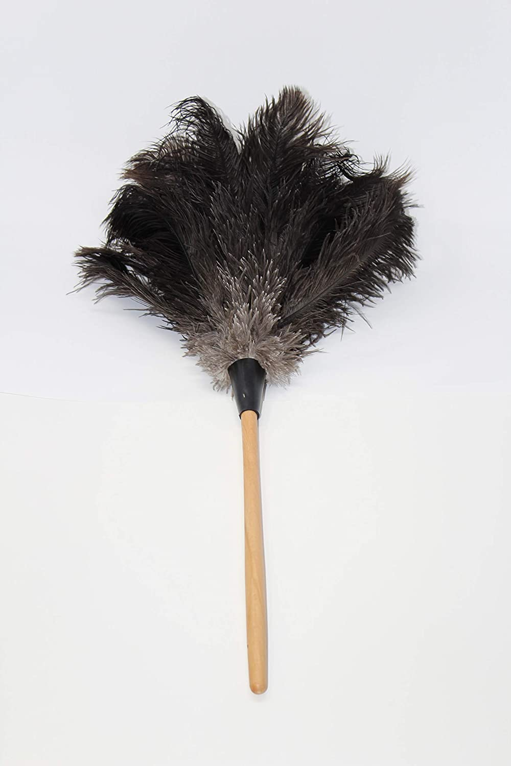 "GM Royal Ostrich Feather Duster (Large GM03 (28""), Black)"