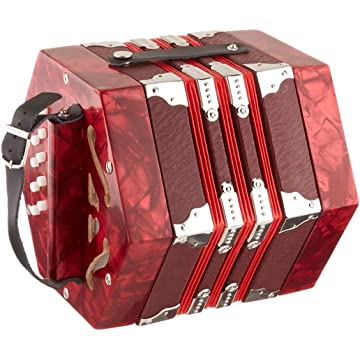 top best Johnson FI-120 Concertina