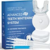 AsaVea Premium Teeth Whitening Kit, LED Light, At-Home System Without Pain or Sensitivity, Effectively Removes Stains…