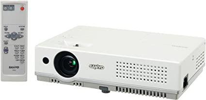 Sanyo PLC-XW60 video - Proyector (2000 lúmenes ANSI, LCD, XGA ...