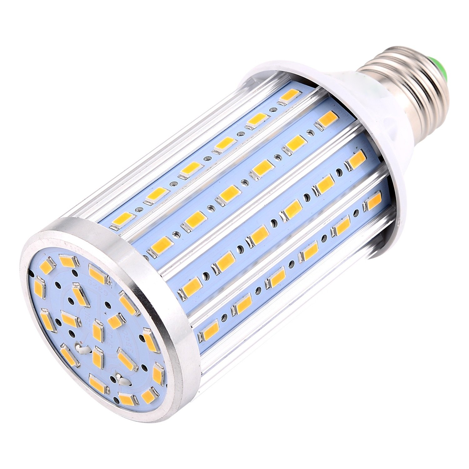 YWXLIGHT E27 20Watts 90LED 5730SMD 1650-1850Lm Warm White Cool White Decorative LED Corn Lights AC 85-265 1PCS (Color : Cool White)