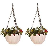 Wonderland Set of 2 Hanging planters