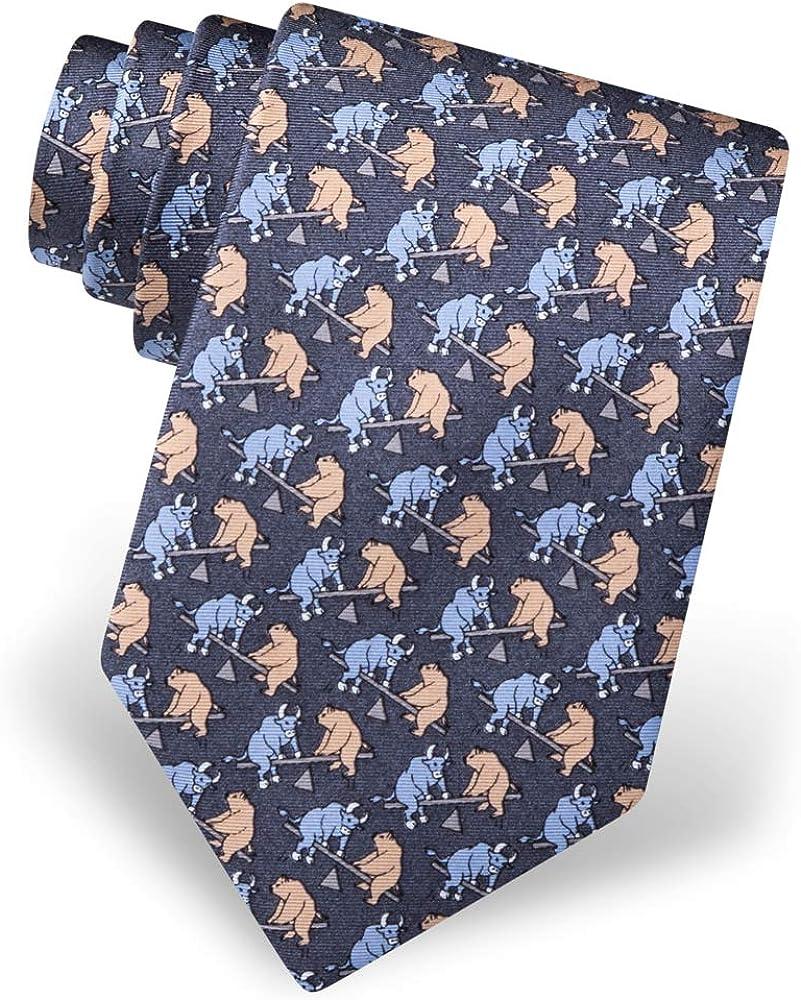 Fashion Mens Cartoon Neck Ties Animals Pattern Necktie Men Accessory BS