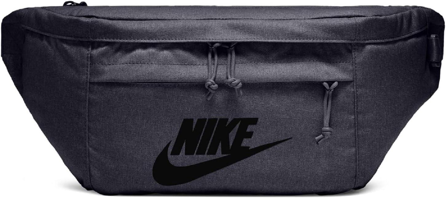 25 cm Nike 2018 Sac Banane Sport Habanero Rojo//Negro Multicolore