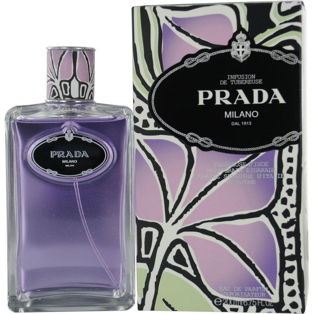 Prada Infusion De Tubereuse Eau De Parfum Spray for Women, 6.7 Ounce 199801