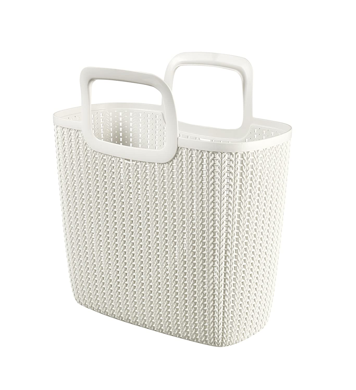 Curver 3253923972016 Shopping Bag - Shopping Bags (Reusable Shopping Bag, Azul, Prendas de Punto) 03672-X60-00