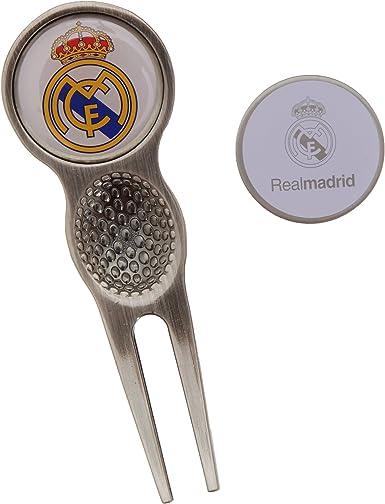 Real Madrid CF Fútbol Oficial Escudo Juego de regalo – Marcadores ...