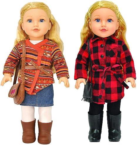 "Newberry 18"" Doll Adrienne"
