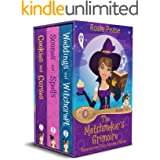 The Matchmakers Grimoire, Books 1-3: A Witchy Paranormal Cozy Mystery Series Box Set (The Matchmaker's Grimoire)